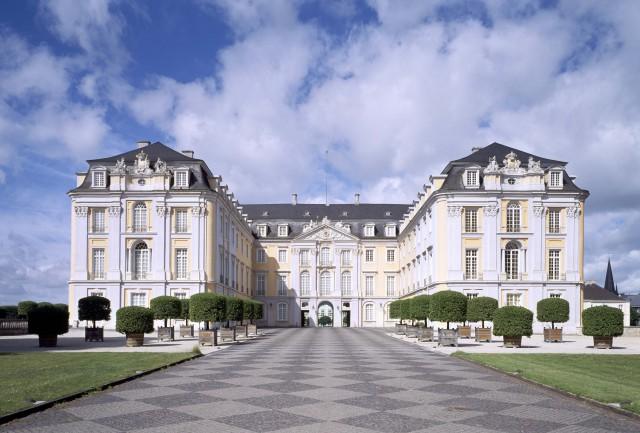 Замки Северной Рейн-Вестфалии