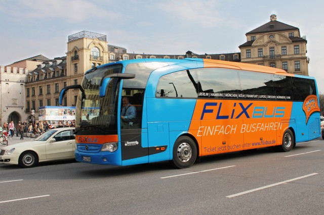 Междугородний автобус: за и против