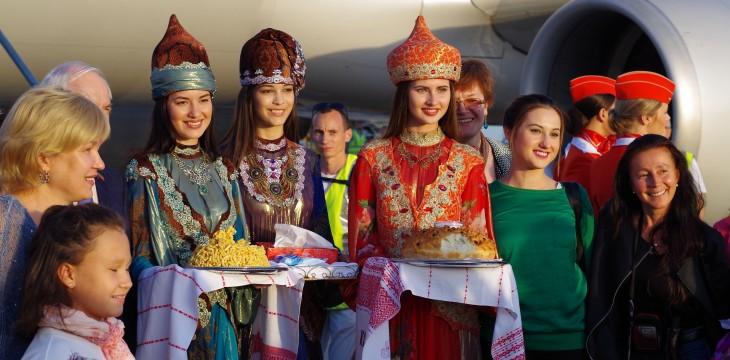 Летим прямым рейсом до Казани