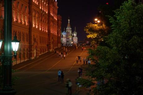 Незнакомая Москва