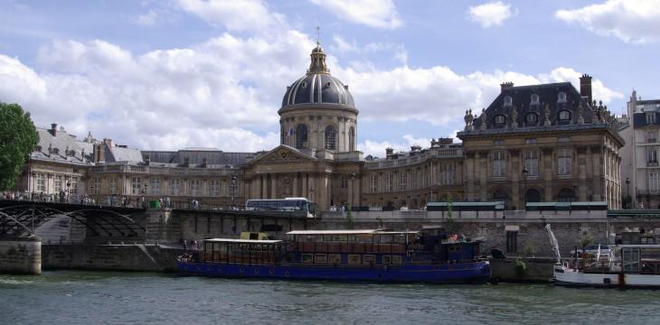 Едем бесплатно в Париж