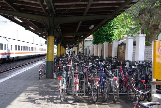В Германии 30 миллионов семей имеют велосипеды